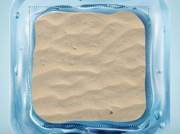 Masking Sand