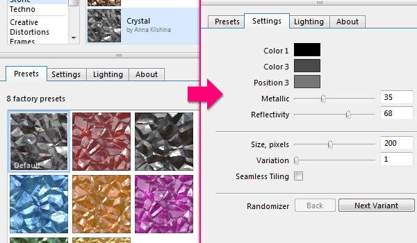 Create Texture