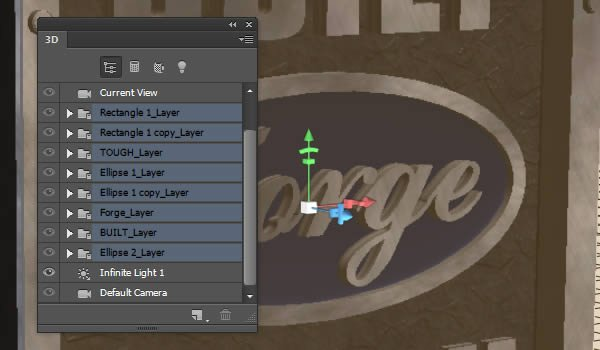 Select All Meshes