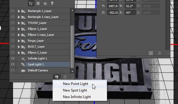 New Point Light