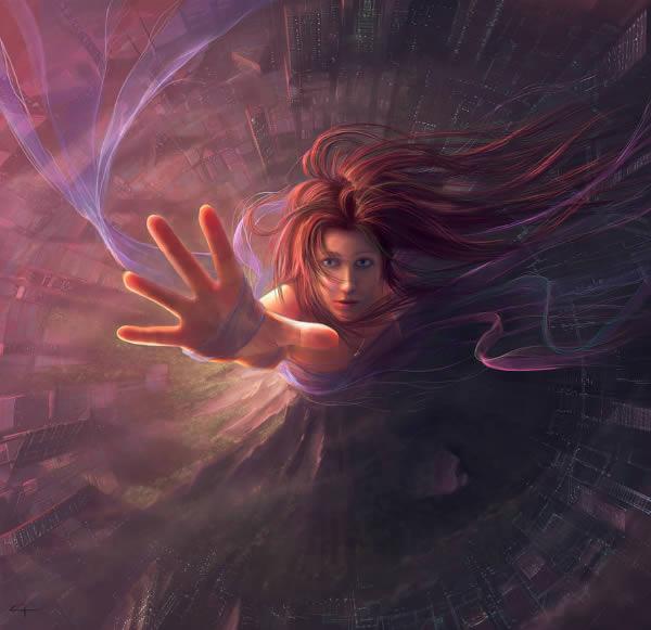 Spirit Rising by Gary Tonge