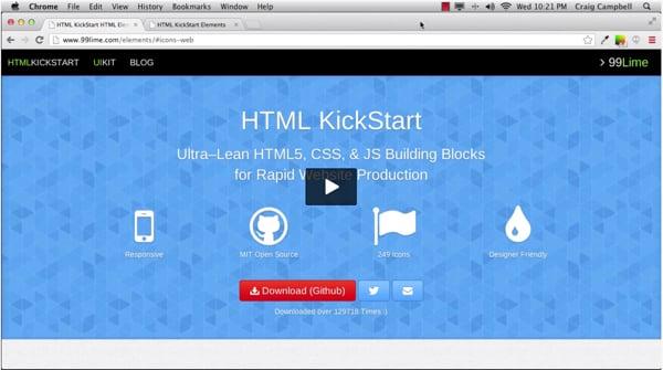 HTML Kickstart Essentials