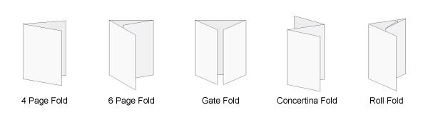 Fold formats