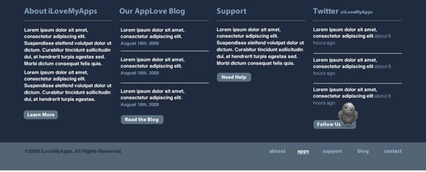footer_text_color