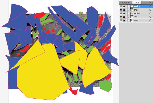 fragments completely traced