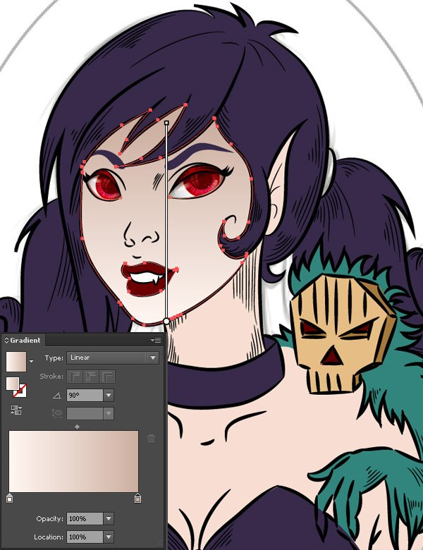 Vampiress_Adding_Skin_Gradients