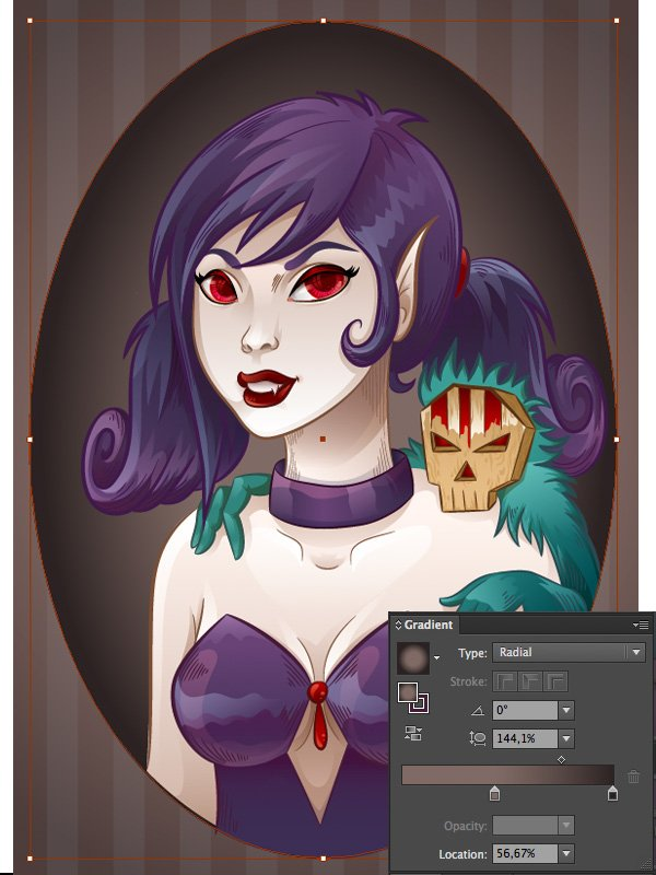 Vampiress_Background_Adding_Oval