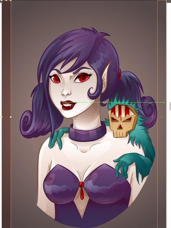Vampiress_Background_Vertical_Rectangle