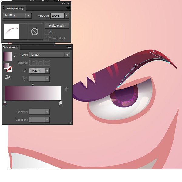 worm-coloring-brows