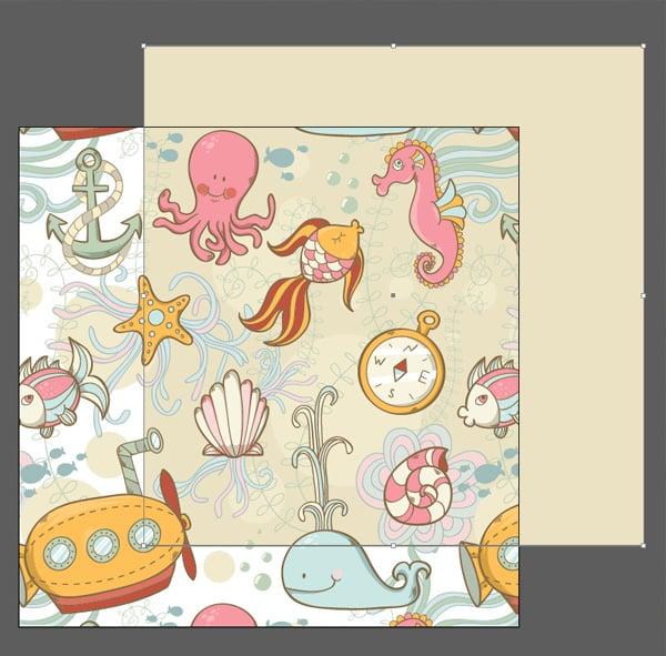 Sea-Pattern-Adding-Background