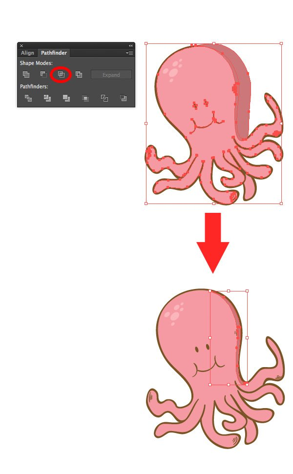 1-Sea-Pattern-Coloring-Octopus-Body-Shadow-Intersect