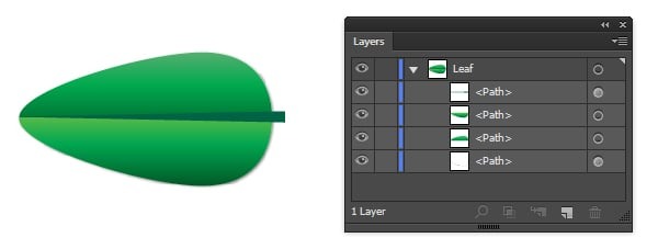 Gradients in Brushes
