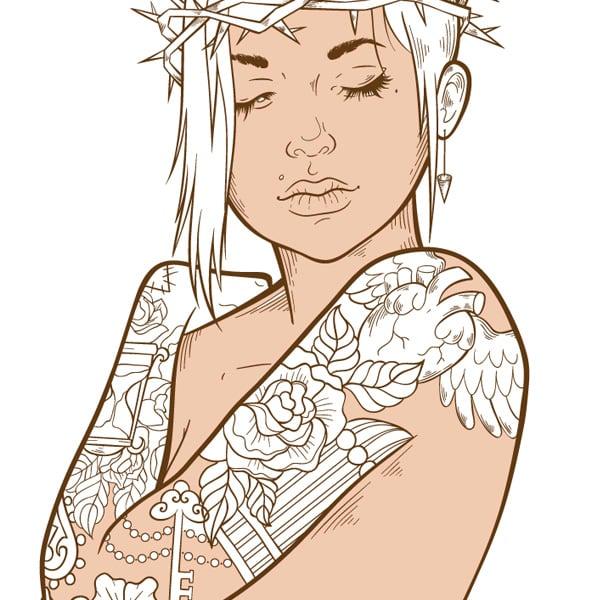 26_tattoo_girl_livepaint