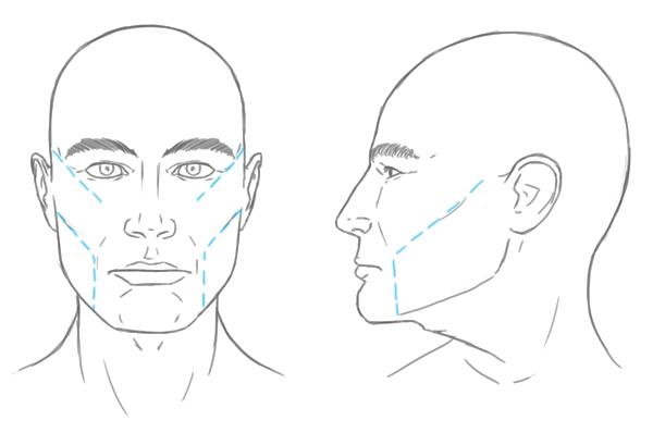 Male Female tutorial