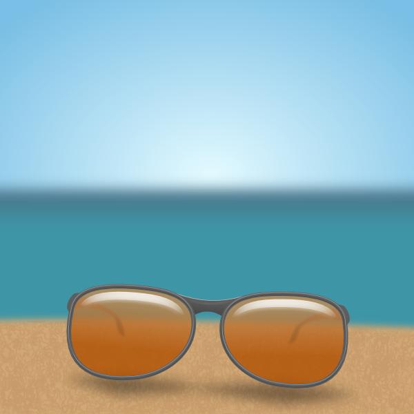 vector sunglasses