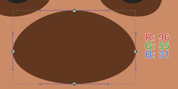 draw an ellipse