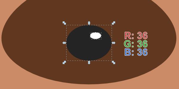 draw circle