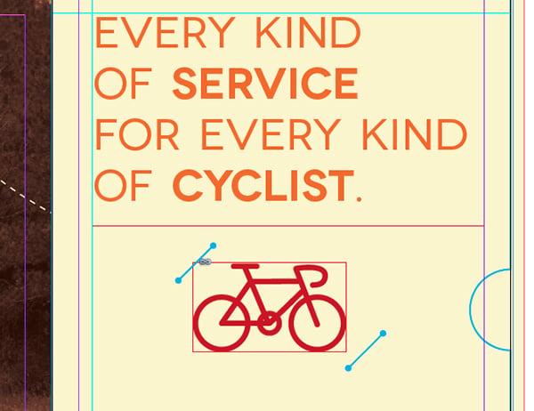 insert bike icon
