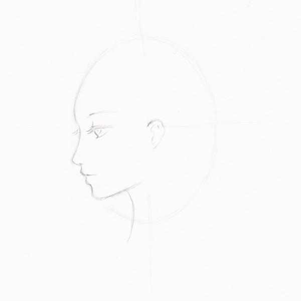 Step 5 - Add pencil contrast