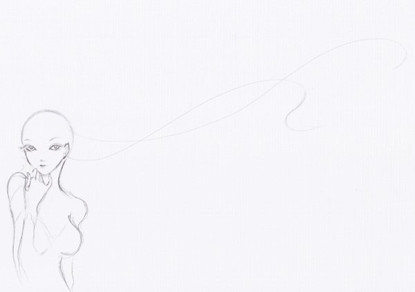 Step 2  Lineart