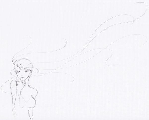 Step 8  Lineart