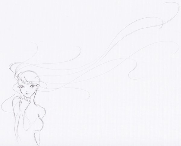 Step 9  Lineart