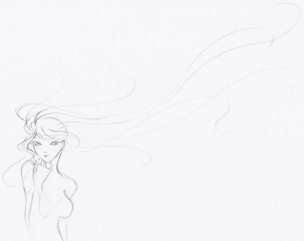 Step 14  Lineart