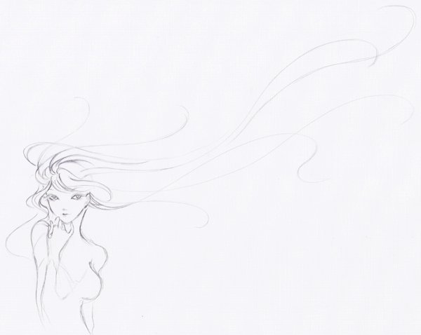 Step 17  Lineart