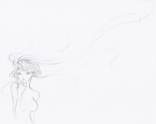 Step 20  Lineart