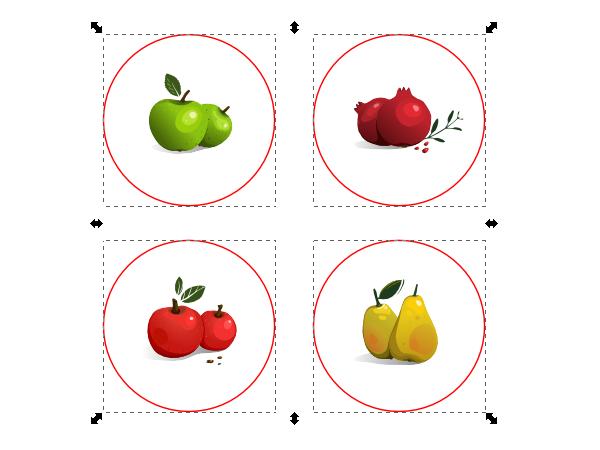 combine shapes