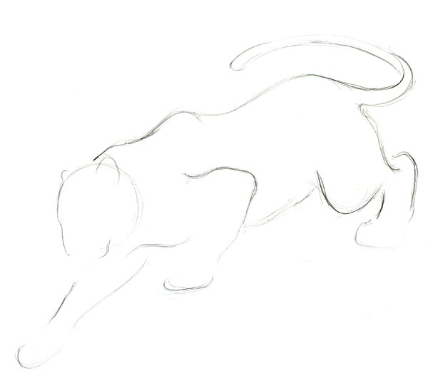 Step 5 - Lineart