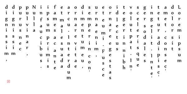 VerticalType