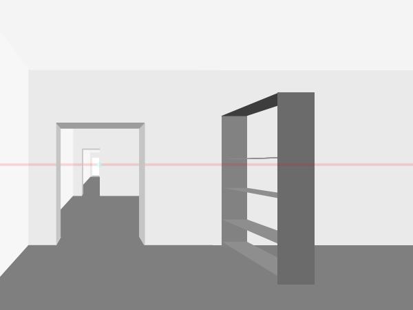 Adding doorway thickness