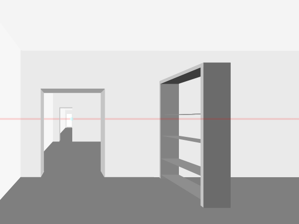 Visually separating your Foreground object thickness