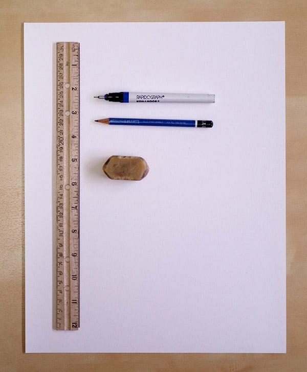 pointillism-supplies