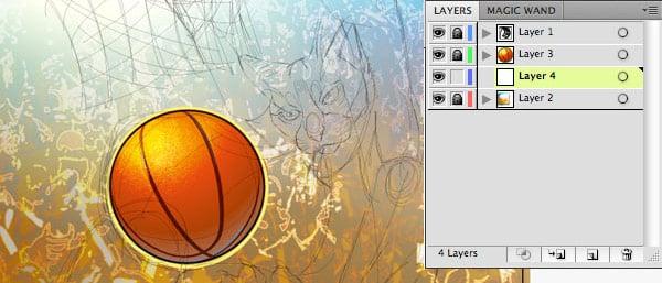 Basketball Cat Vector Tutorial