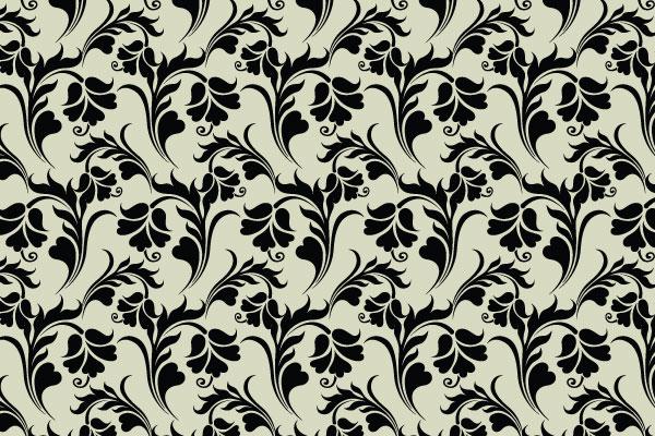 Free Vector Downloads of Illustrator Patterns for Vintage Design 13