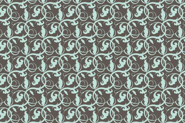 Free Vector Downloads of Illustrator Patterns for Vintage Design 17