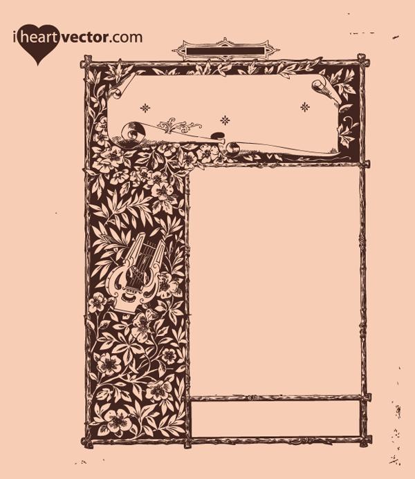 12-antique-frame
