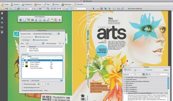 Master PDF Exports