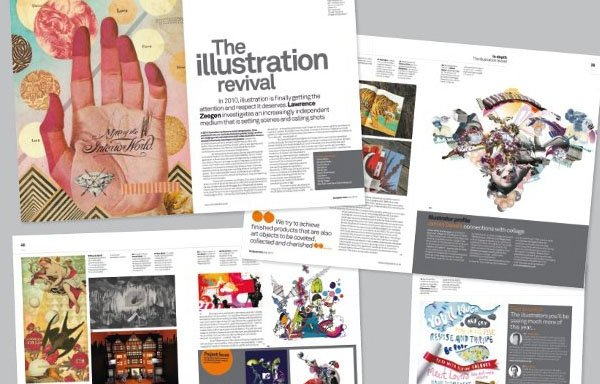 Design a Multi-Page Mag Feature