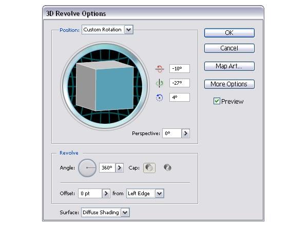 3D Revolve