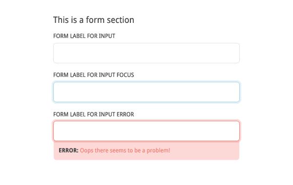 Blog form component