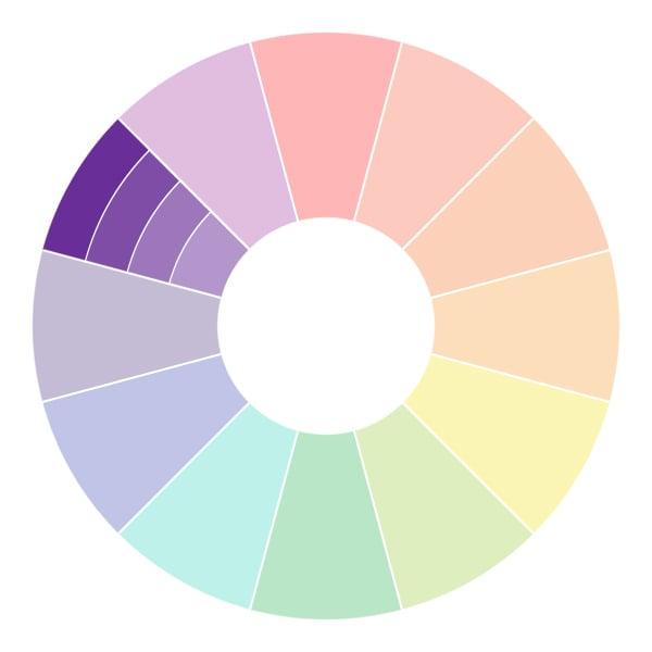 colour-wheel-monochromatic