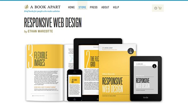 Responsive Web Design, written by Ethan Marcotte and published by A Book Apart, is a brilliant introduction to the principles of Responsive Web Design.