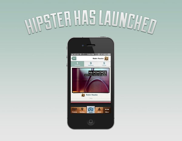 Updated iPhone screenshot