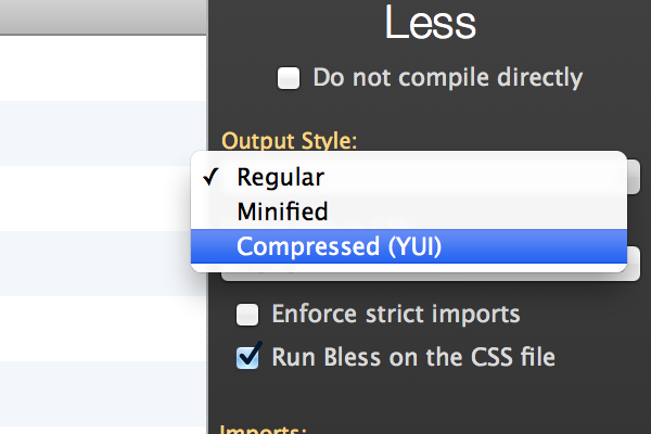 codekit-output-style