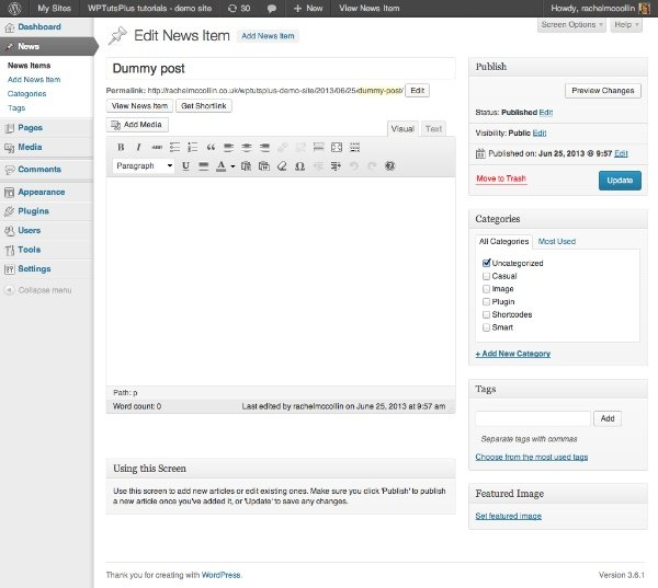 customizing-the-wordpress-admin-part4-metabox-below-editor