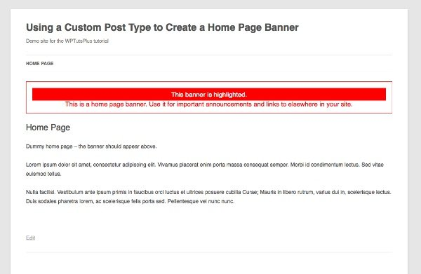 using-a-custom-post-type-to-create-a-home-page-banner-highlighted-banner
