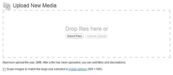 WordPress Dashboard Logo Customization
